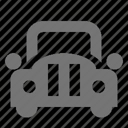 car, transportation, truck icon