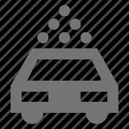 car, load, transportation icon