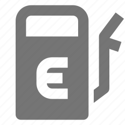 empty, fuel, gas, petrol, pump icon