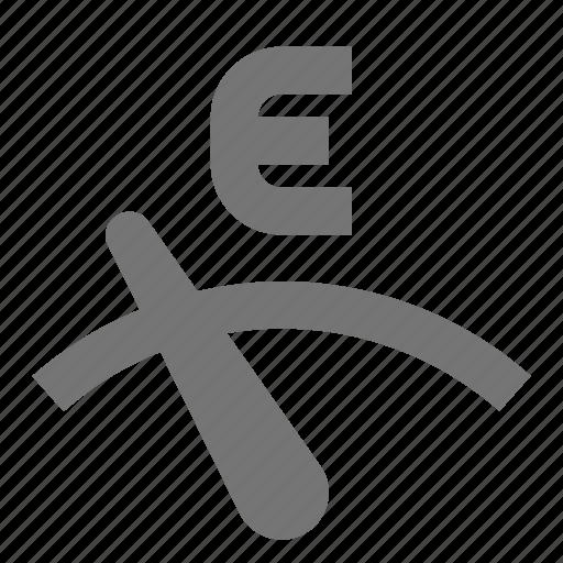 empty, fuel, gauge icon