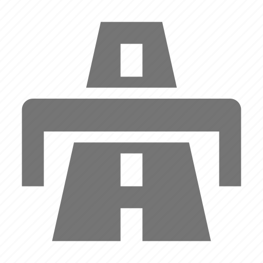bridge, road, sign icon