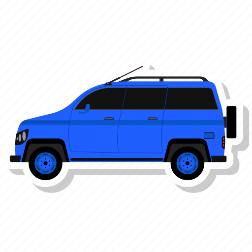 Jeep, transport, van, vehicle icon - Download on Iconfinder