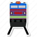 toy, toys, train, transport icon