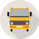 autobus, bus, moscow, school bus, transport icon