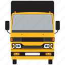 delivery, freight, shipping, truck icon
