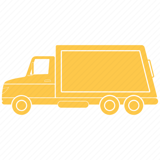car, delivery, load, truck icon