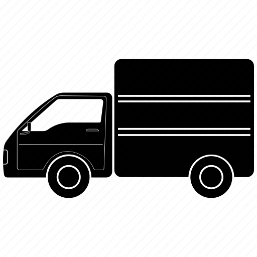 cargo, delivery, van, vehicle icon