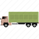 auto, mobile, truck, vehicle icon