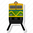 locomotif, train, transportation, vehicle