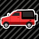transportation, delivery van, van, vehicle