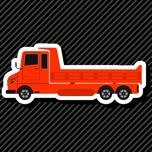 delivery, logistics, transport, transportation icon
