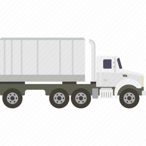 delivery, freight, shipping, transport, truck icon