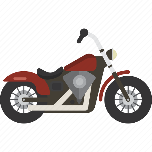 bike, motorcycle icon