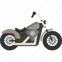 bike, motorcycle icon
