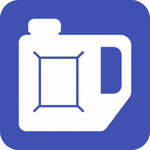 can, canister, fuel, gas, oil, petrol, tank icon
