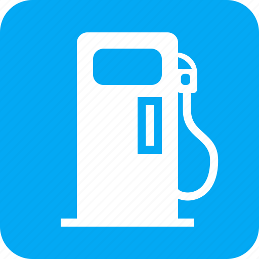fuel, fueling station, gasoline, petrol, pump, refill, transport icon
