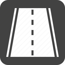 highway, lane, path, road, transportation, travel, way icon