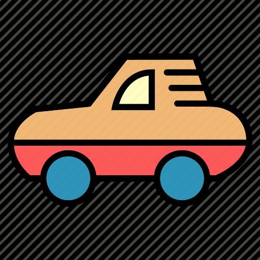 automobile, car, delivery, machine, public, transport, vehical icon