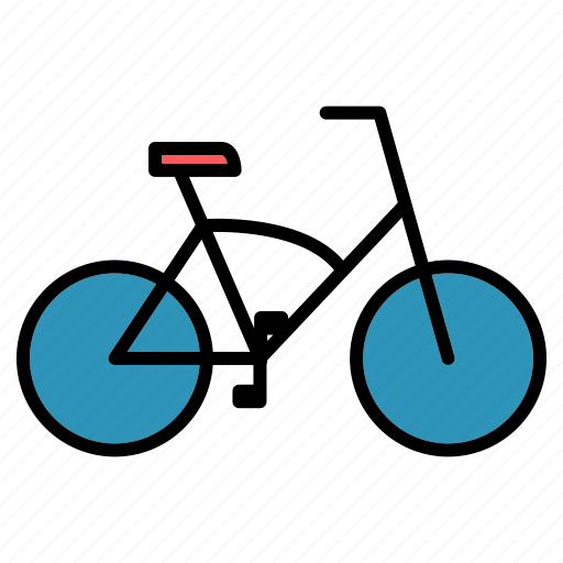 bicycle, bike, delivery, public, transport, vehical icon