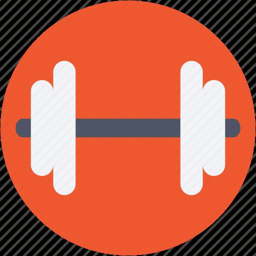 barbell, bodybuilding, dumbbell, fitness, halteres icon