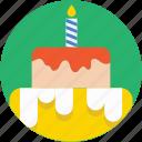 bakery, birthday cake, cake, food, sweet food