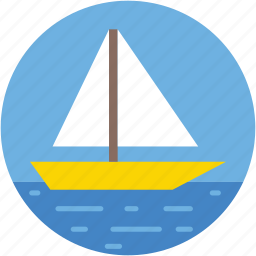 boat, cruise, ship, vessel, yacht icon