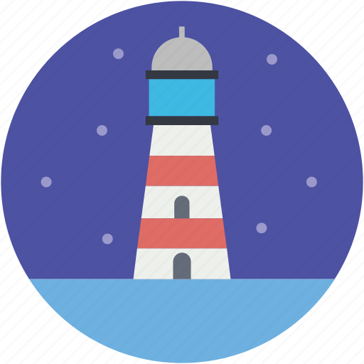 beacon, beacon light, lighthouse, plymouth, watchtower icon