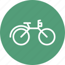 bicycle, bike, fun, recreation, travel, wheels icon