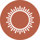 hot, shine, summer, sun, sunny, weather icon
