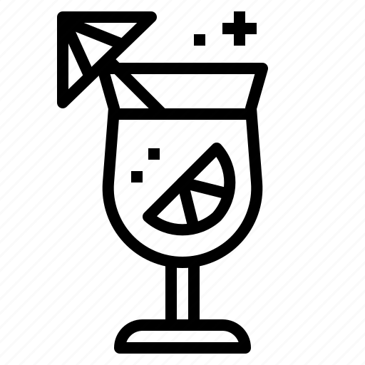 beverage, cocktail, drink, juice icon