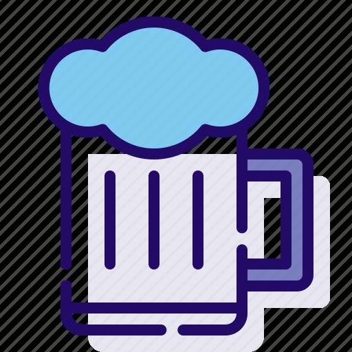 beer, beverage, drink icon