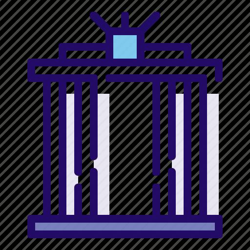 building, monument, world icon