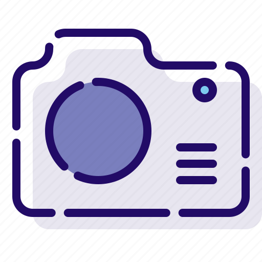 Device, photography, camera icon