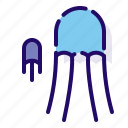 jellyfish, ocean, sea