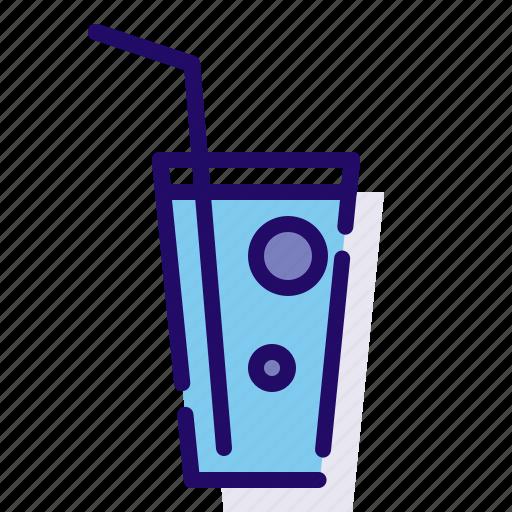 beverage, drink, juice icon