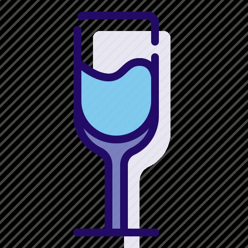 beverage, drink, wine icon