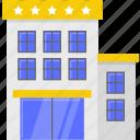 building, business, hotel, tour