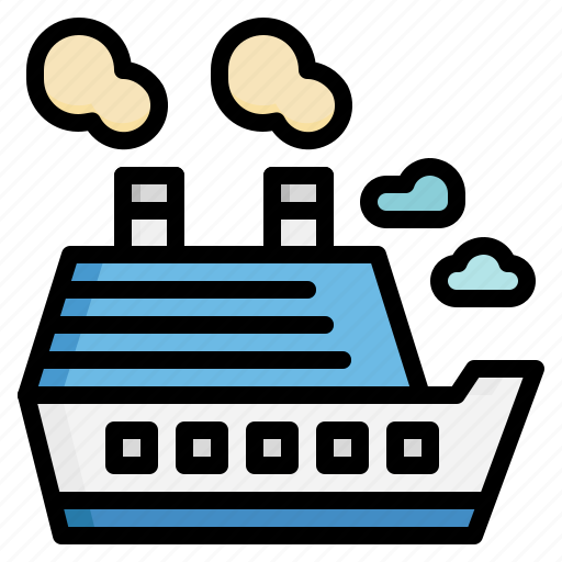 boat, cruise, ship, transport, transportation, yacht icon