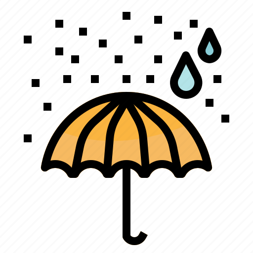 insurance, protect, protection, rain, umbrella icon