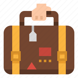 airport, baggage, luggage, suitcase, travel, travelling icon