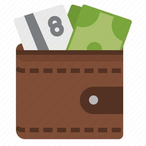 bill, business, cash, money, pay, payment, wallet icon