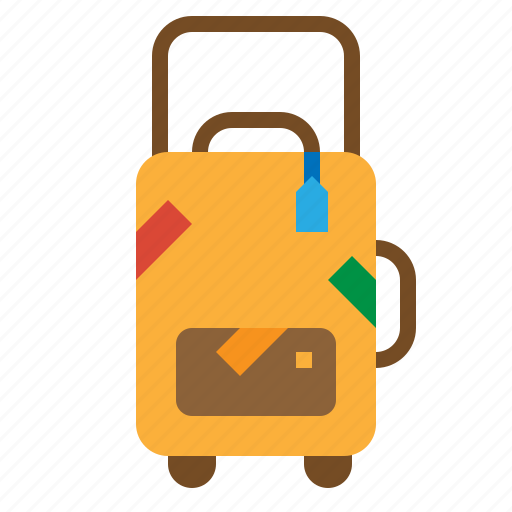 bag, suitcase, travel, vacation icon
