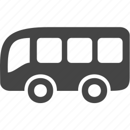 bus, car, transport, travel icon