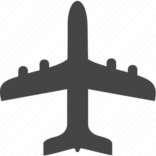 aircraft, aviation, transportation, travel icon