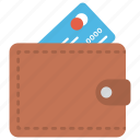 bank card, debit card, e-payment.., shopping during travel, wallet icon