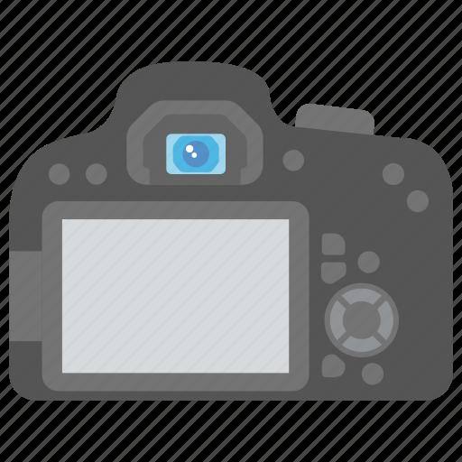 capture moments, clicking memories, digital camera, shoot videos, vacation photos. icon