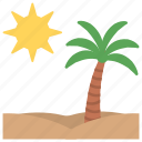 beach party, island, sunbath, water fun, waterfront icon