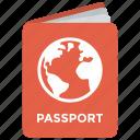 business traveller., eul passport, overseas citizens, passport document, world tour icon