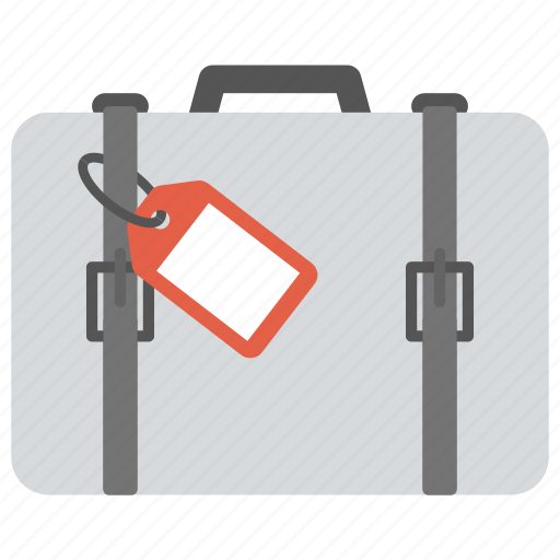 airport baggage, locked suitcase, luggage tag, luggage to travel, suitcase icon