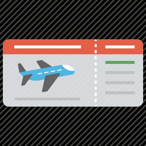 air flight reservation, air ticket, confirmed flight, travel, vacation icon